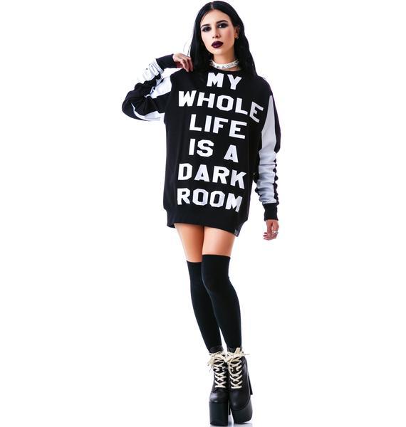 Killstar Darkroom Sweatshirt