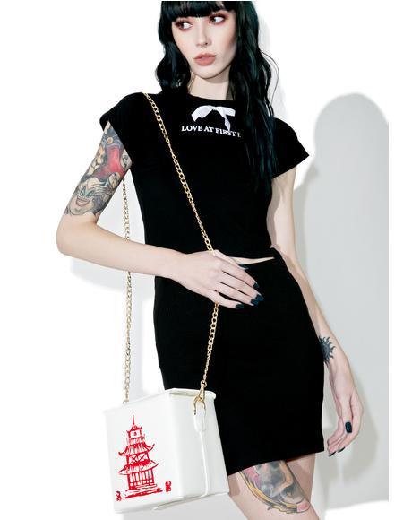 Takeaway Crossbody Bag