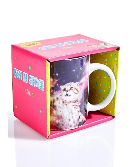Cat-stronauts Mug