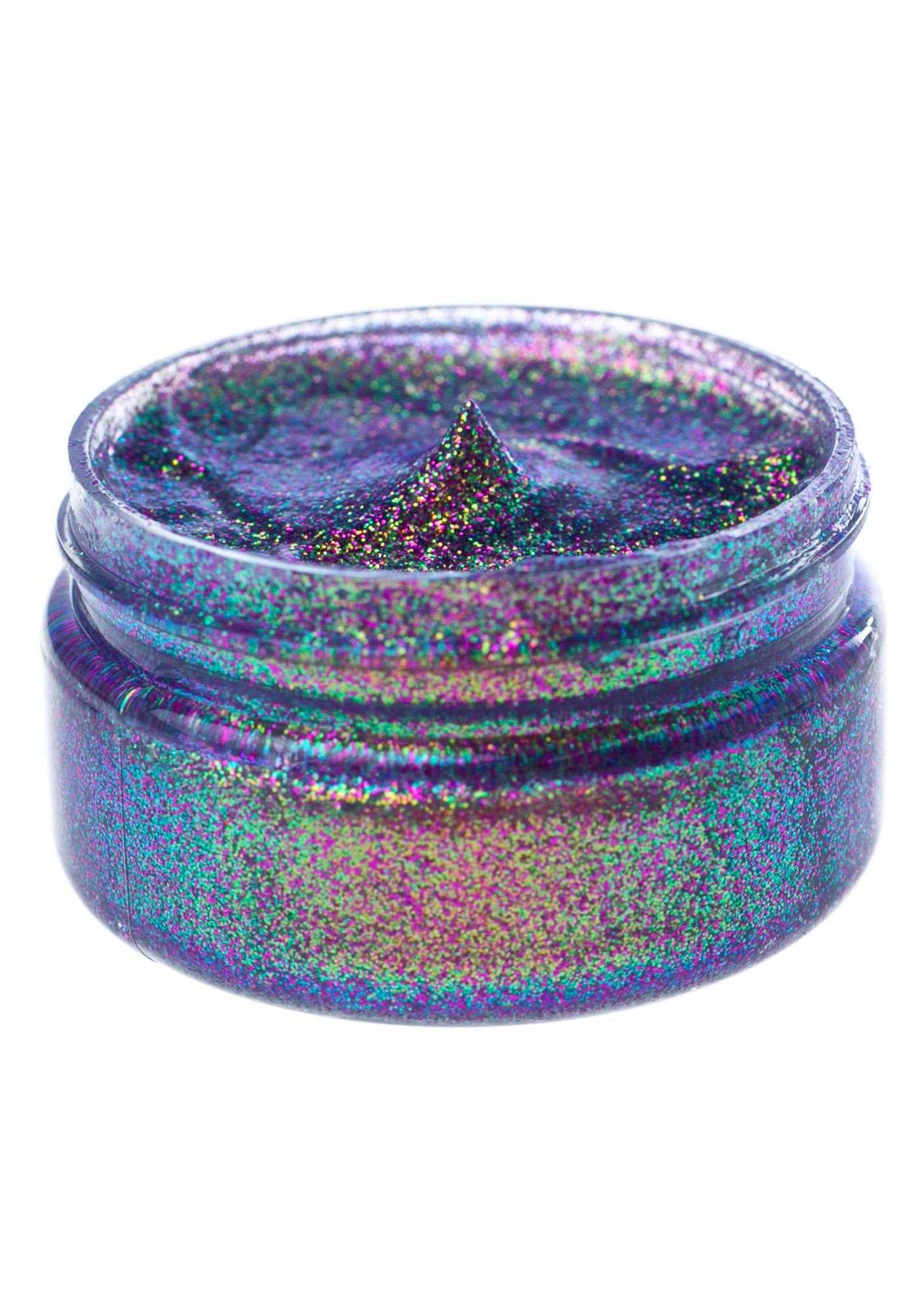 Glitter Injections Peacock Glitter Gel