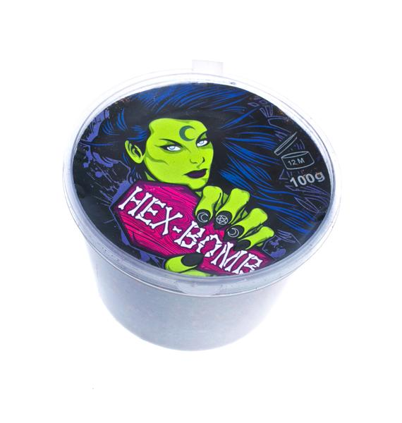 Hexbomb Black As Your Soul Bath Bomb
