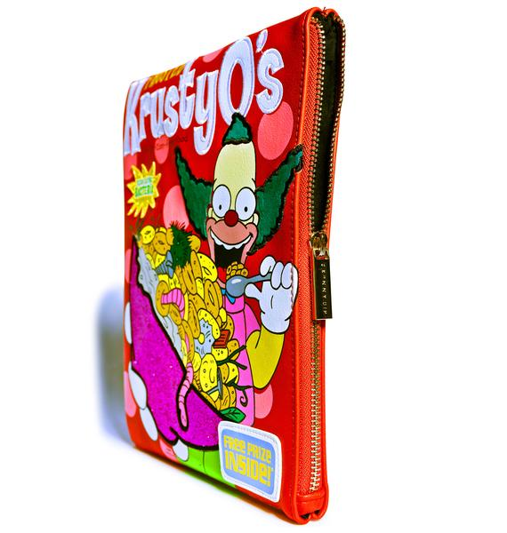 Skinnydip Krusty O's Clutch