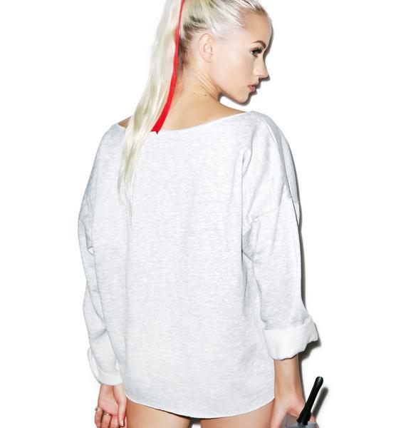 The Kapowski Sweater