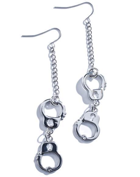 Lockup Earrings