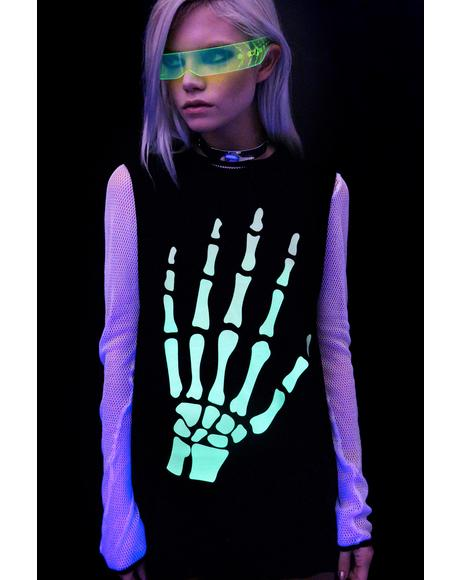 Fingers To The Bone Tank