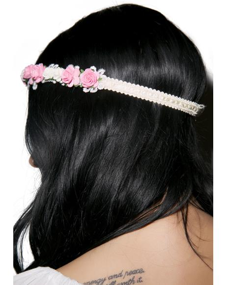 Wildwood Floral Headband