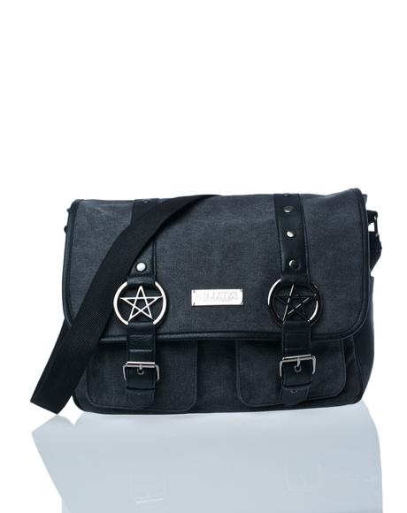 Ritual Ring Messenger Bag