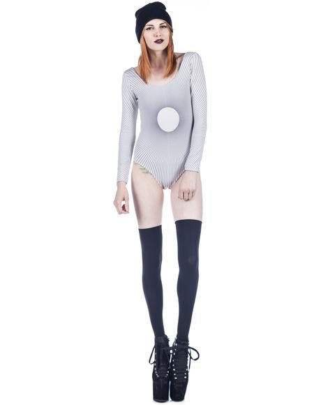 Rays Moonstruck Bodysuit