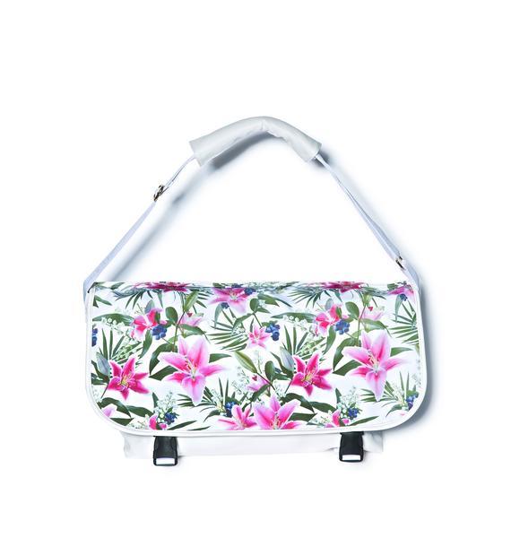 Joyrich Optical Garden Messenger Bag
