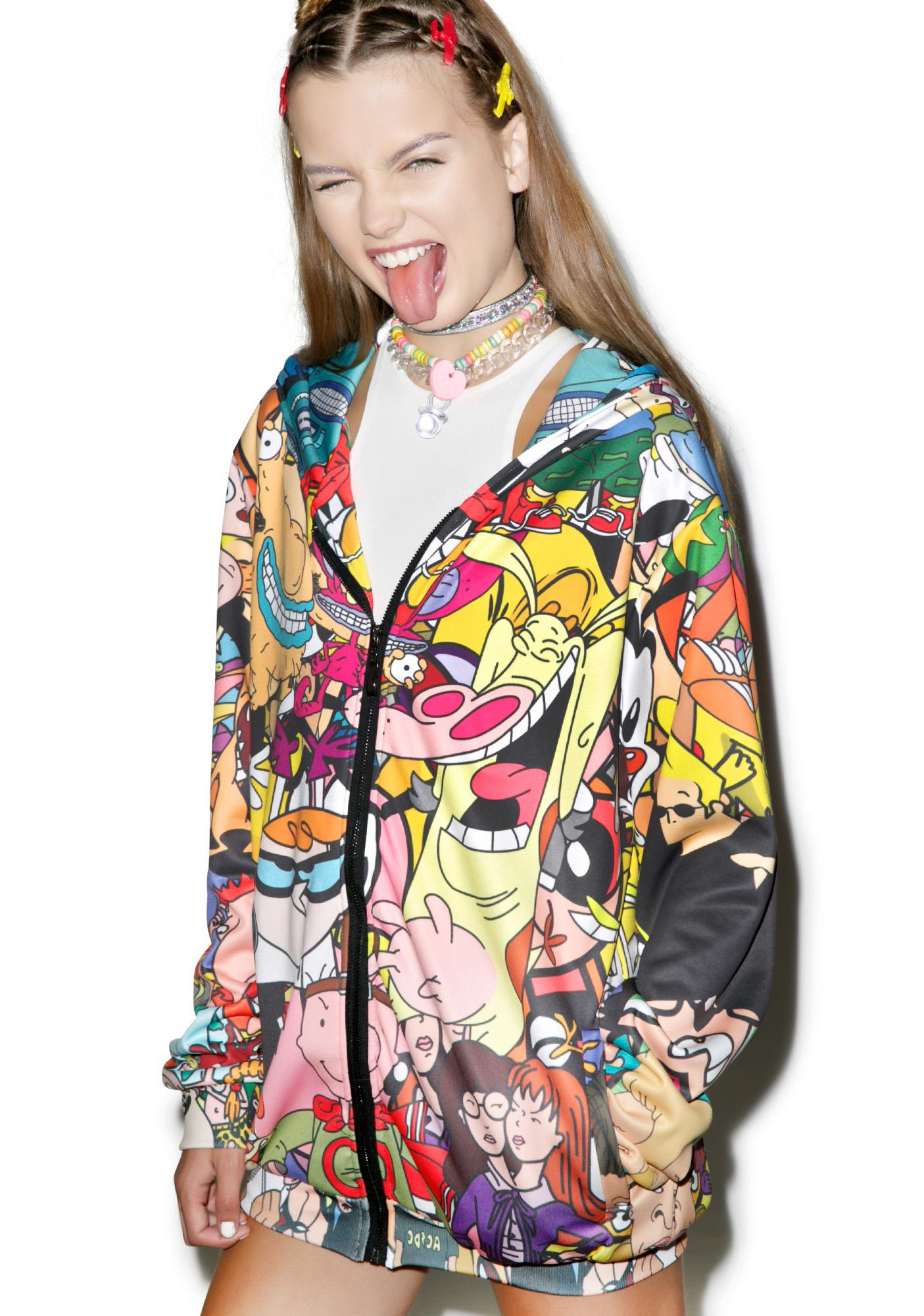 Totally 90s Hoodie