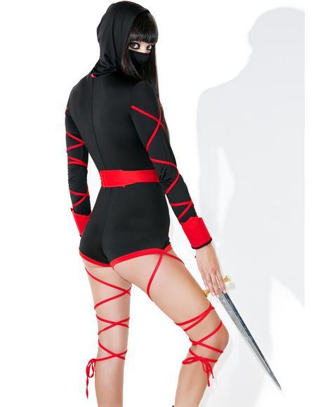 Enter The Dragon Ninja Costume