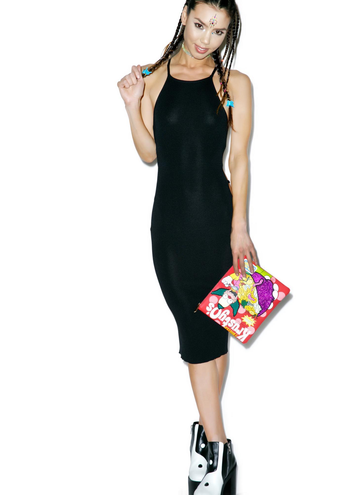 Side 2 Side Cutout Dress