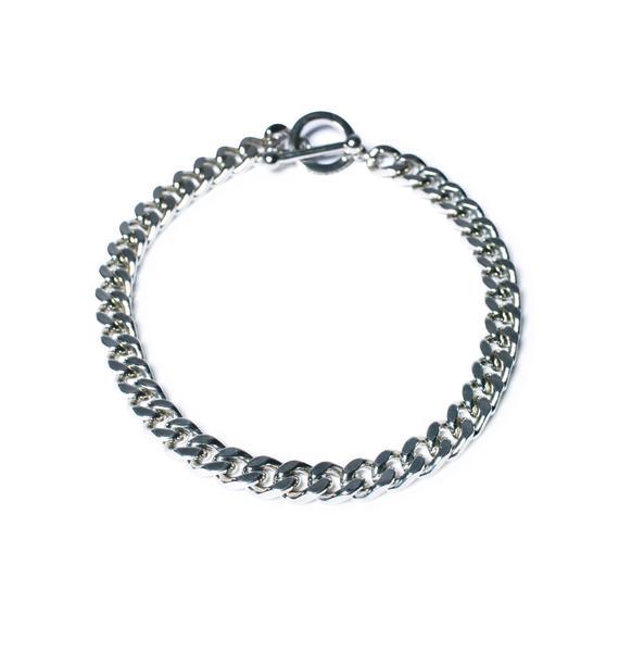 Luv AJ The Barbell Choker/Bracelet