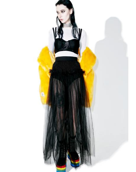 Ye Yo Gauze Skirt
