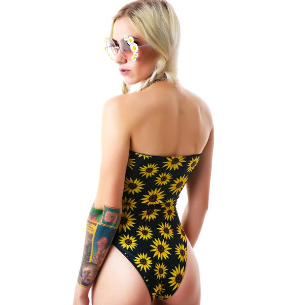 Mandalynn Swim Sunflower Riley One Piece