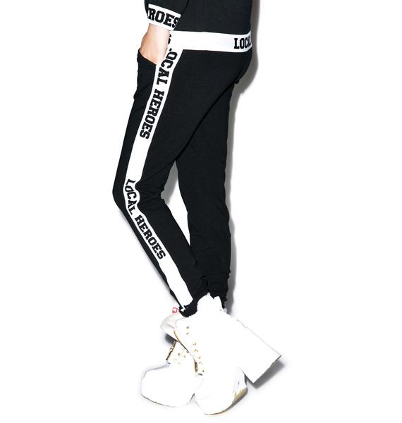 Local Heroes LH Stripe Sweatpants