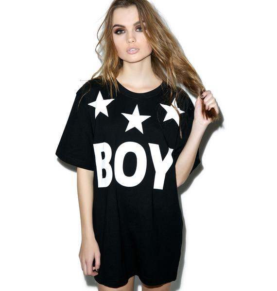 BOY London Tri-Star 80s T-Shirt