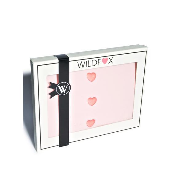 Wildfox Couture Hearts Pajama Romper