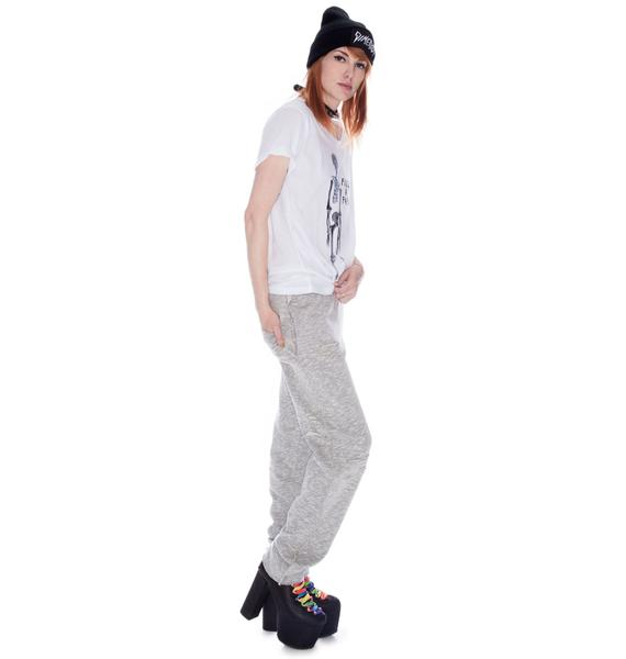 Pacha Torn Jogging Pants