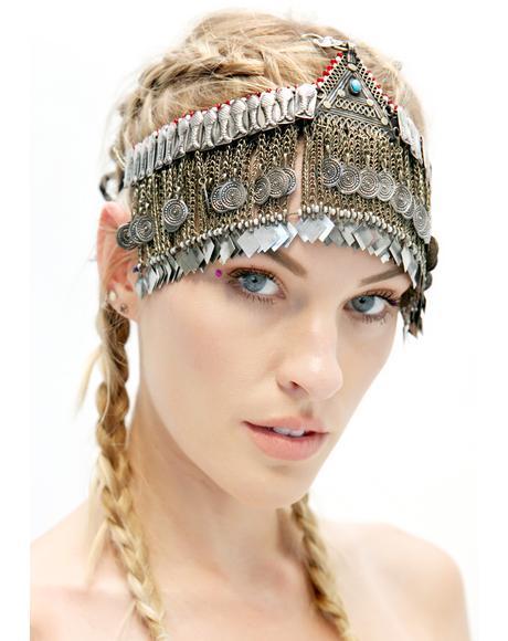 Diamond Days Headpiece