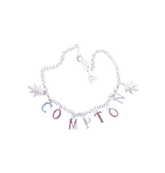 United Couture x VidaKush Compton Charm Choker