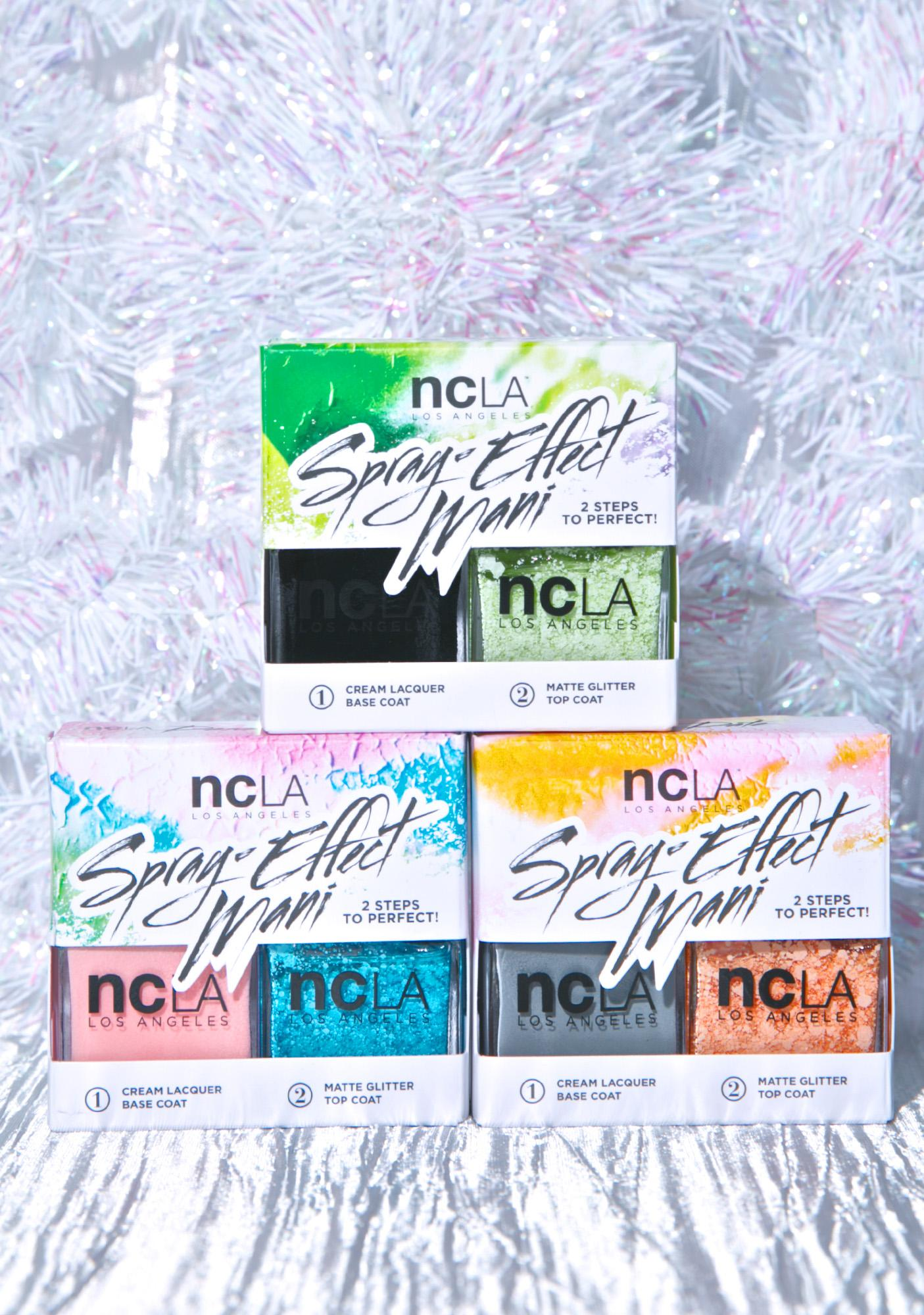 NCLA Night Rider Nail Polish Set