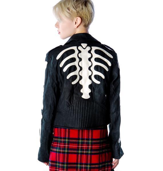UNIF Boneyard Moto Jacket