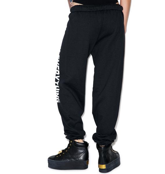 Kill Brand F.E. Side Sweatpants