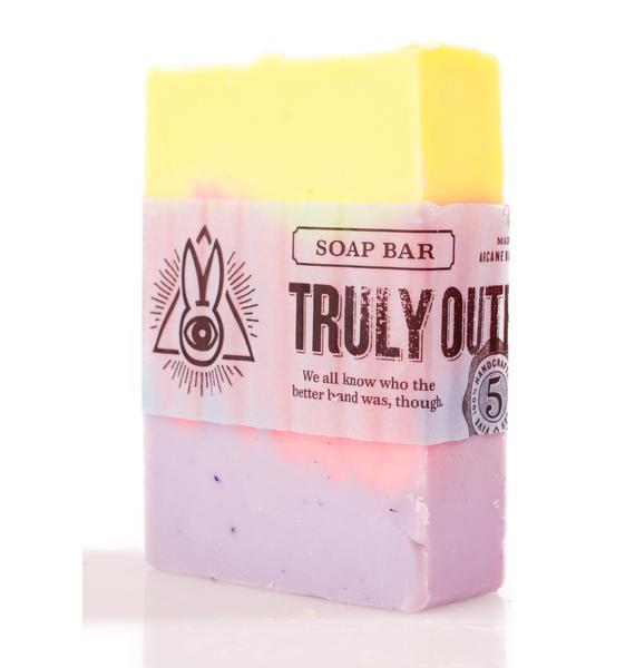Arcane Bunny Society Truly Outrageous Soap Bar