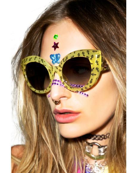 The Diamond Brunch Sunglasses