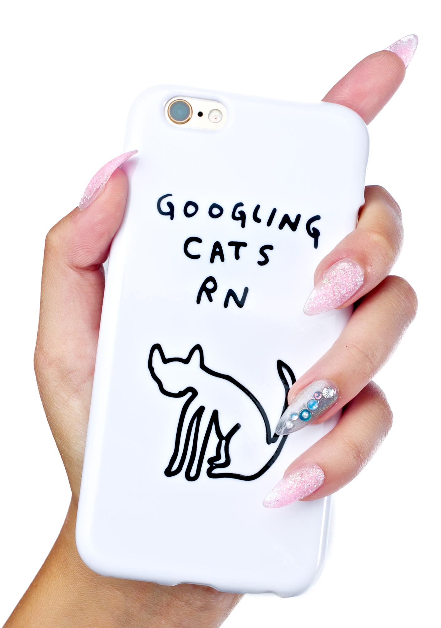 Cat Watch iPhone 6/6S Case