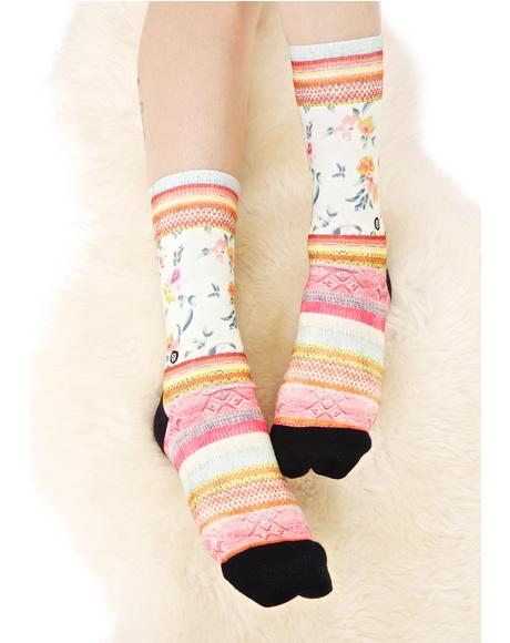 Lima Lights Tomboy Socks