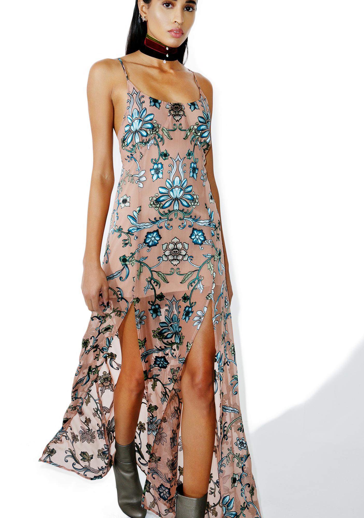 age 3 maxi dress x large