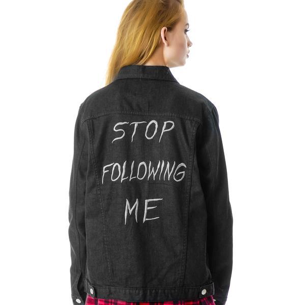 UNIF Following Jacket