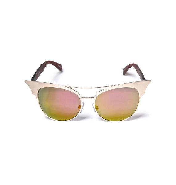 Quay Eyeware Zig Sunglasses