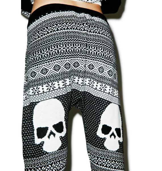 Iron Fist My Christmas Harem Pants