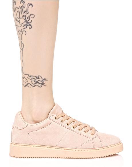 Nude Metro Monochrome Sneakers
