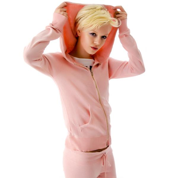 Wildfox Couture Get There Track Suit Jacket