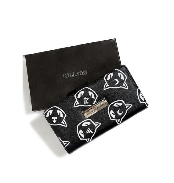 Killstar Salem Large Wallet