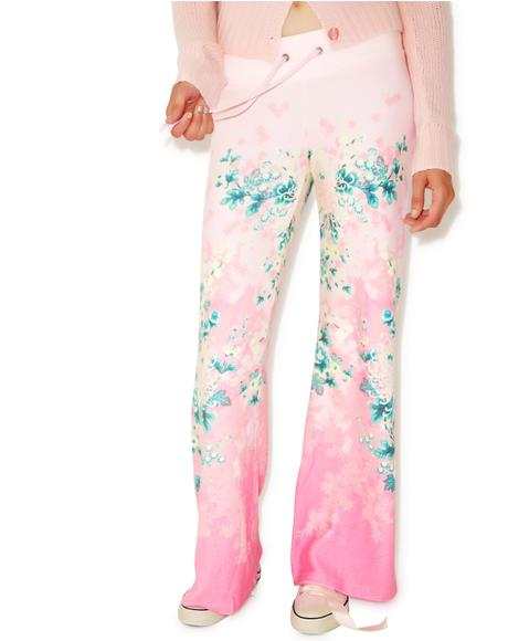Electric Kimino Baggy Beach Pants