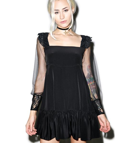For Love & Lemons Kate Mini Dress