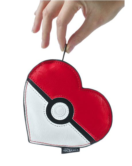 X Pokémon Heart-Shaped Pokéball