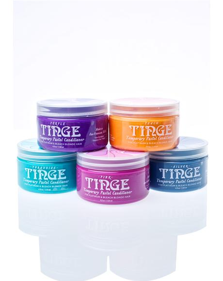 Turquoise Tinge Temporary Color Conditioner