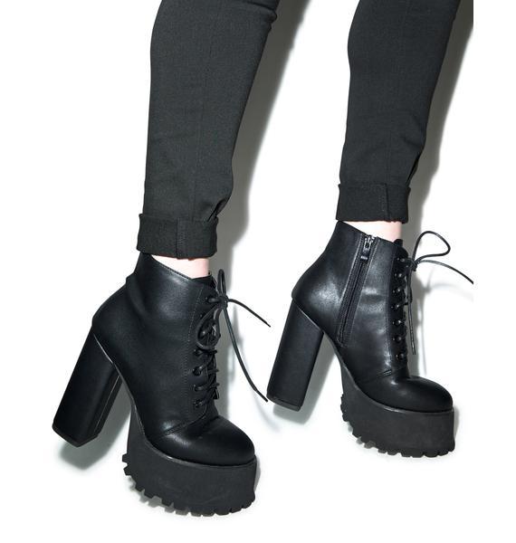 Current Mood Binx Boots