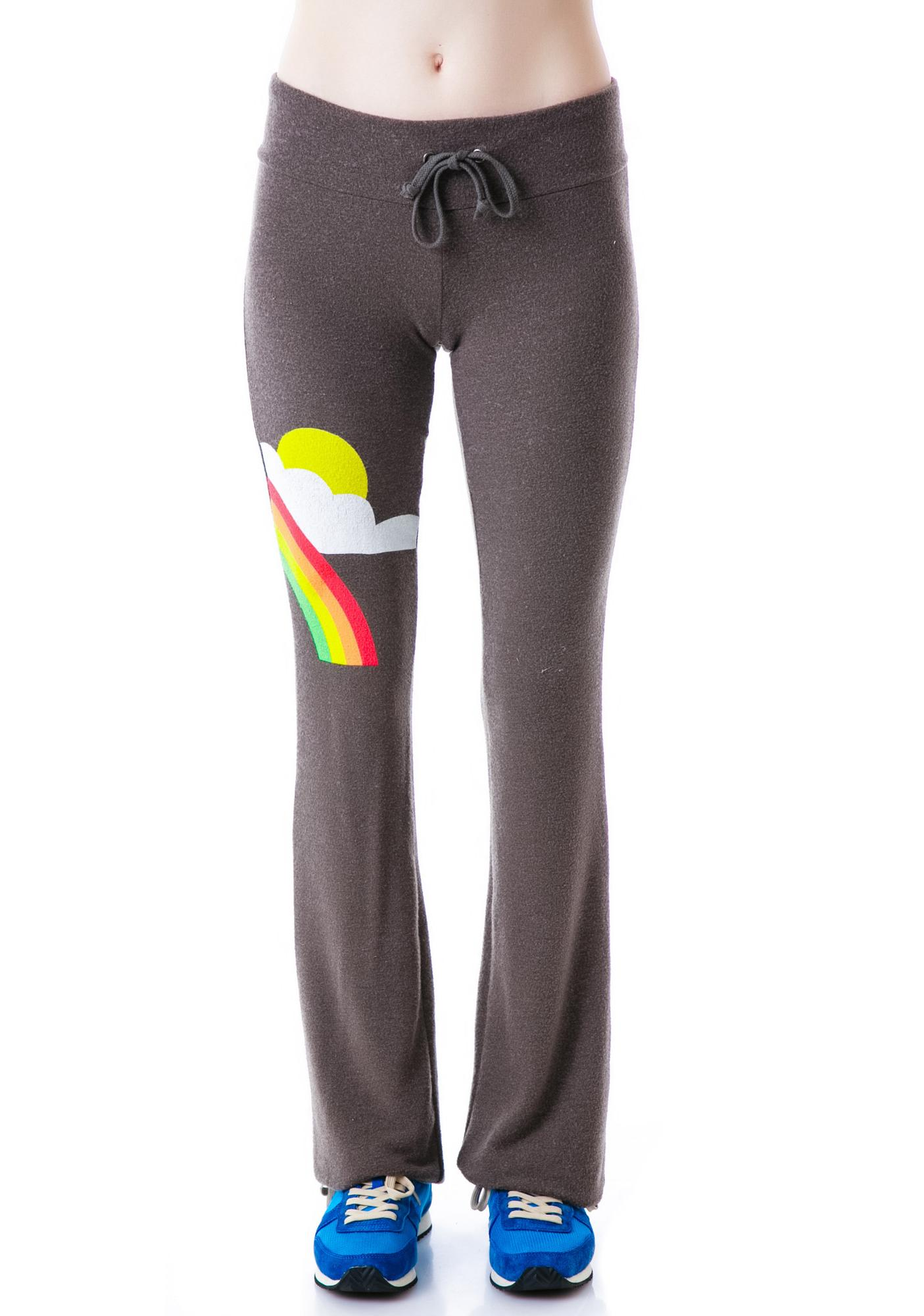 Wildfox Couture Perfect Day Track Bottoms