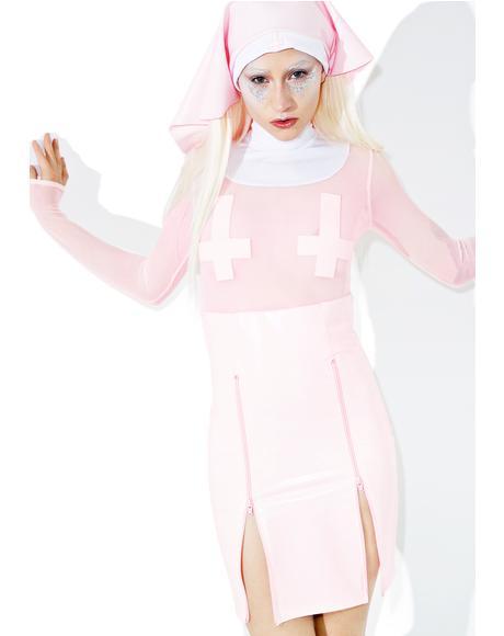 Mama Don't Preach Costume