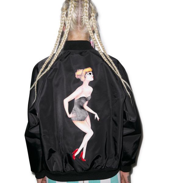 Joyrich Beverly Hills Girl Athletic Jacket