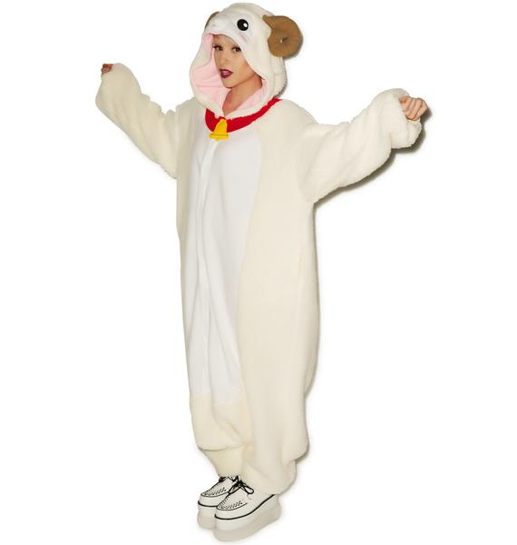 Sazac  Sheep Kigurumi