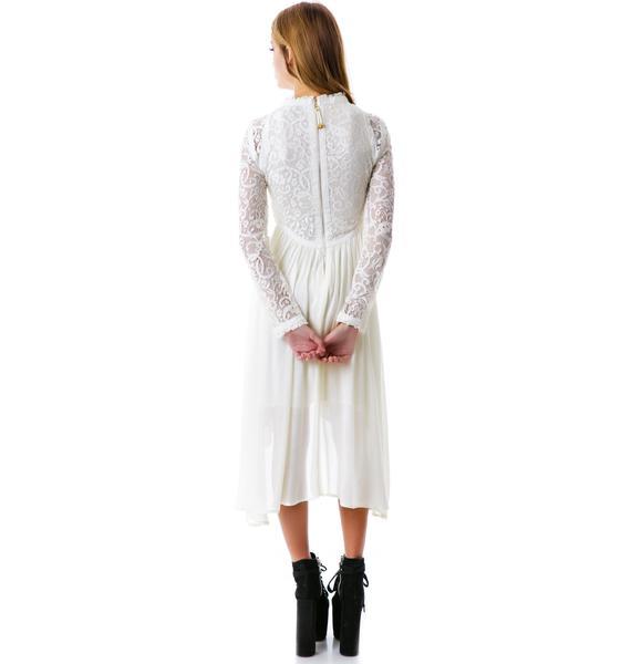 Three of Something Lost Love Dress