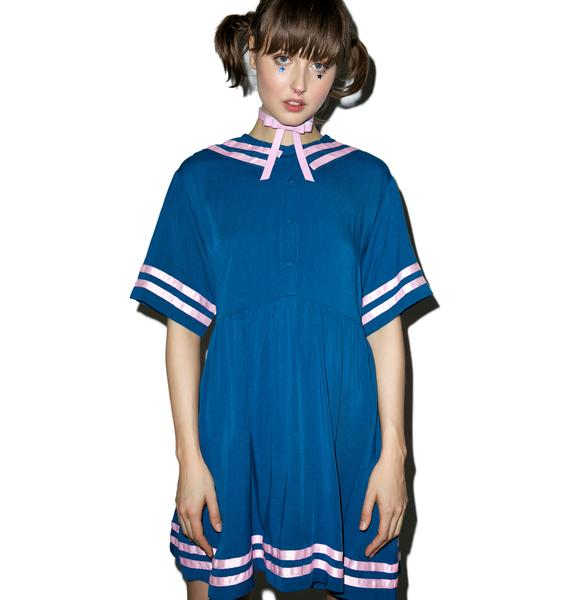 Lazy Oaf Introvert Dress